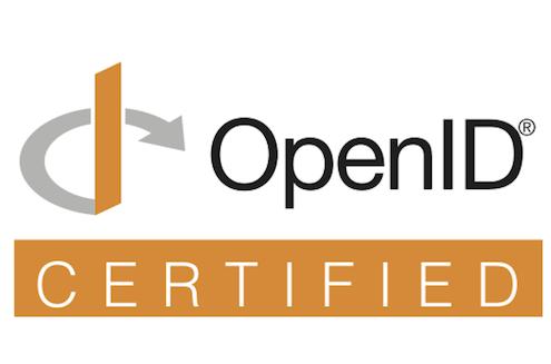 OpenID Certified -logo